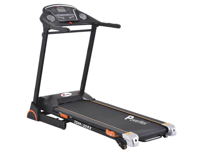 TDM-105S<sup>®</sup>  - Auto Lubricating Treadmill - NEW