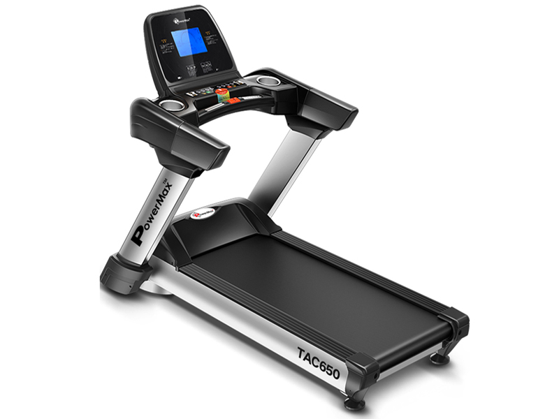 <b>TAC-650<sup>®</sup></b> Semi-Commercial Motorized AC Treadmill