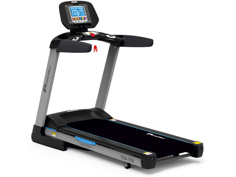 TDA-550<sup>®</sup>  Motorized Treadmill