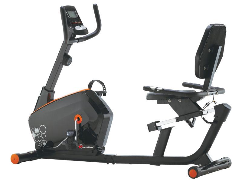 <b>BR-600</b> Magnetic Recumbent Bike
