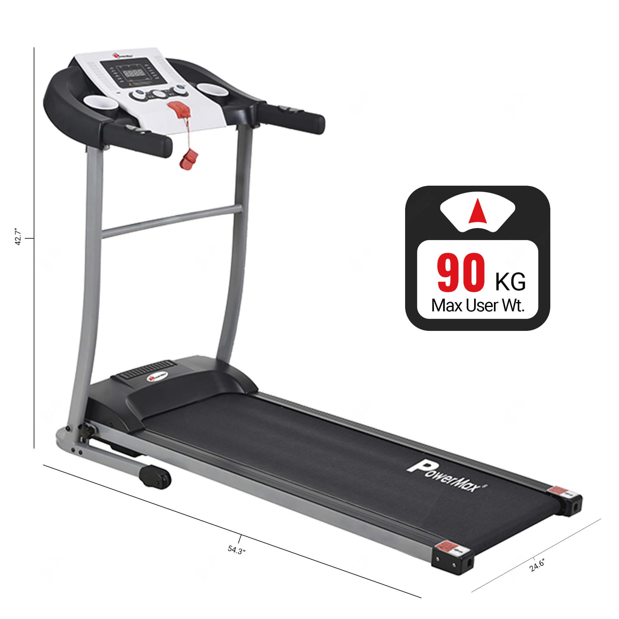 TDM-98® Motorised Treadmill
