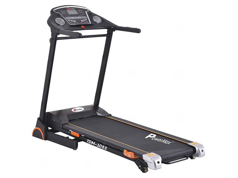 TDM-105S<sup>®</sup>  - Semi-Auto Lubricating Treadmill - NEW