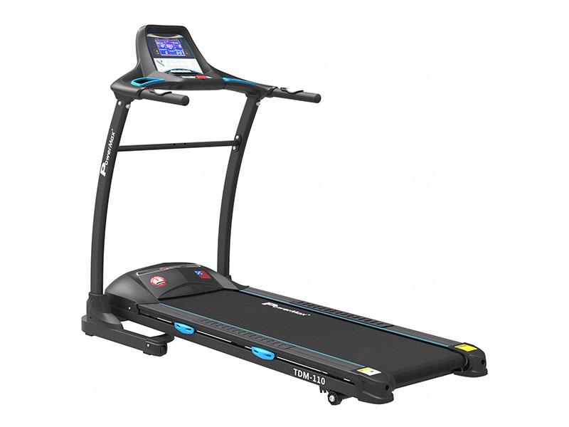 "<b>TDM-110<sup>®</sup></b> Motorized Treadmill with 7.2"" Vivid Color Display"