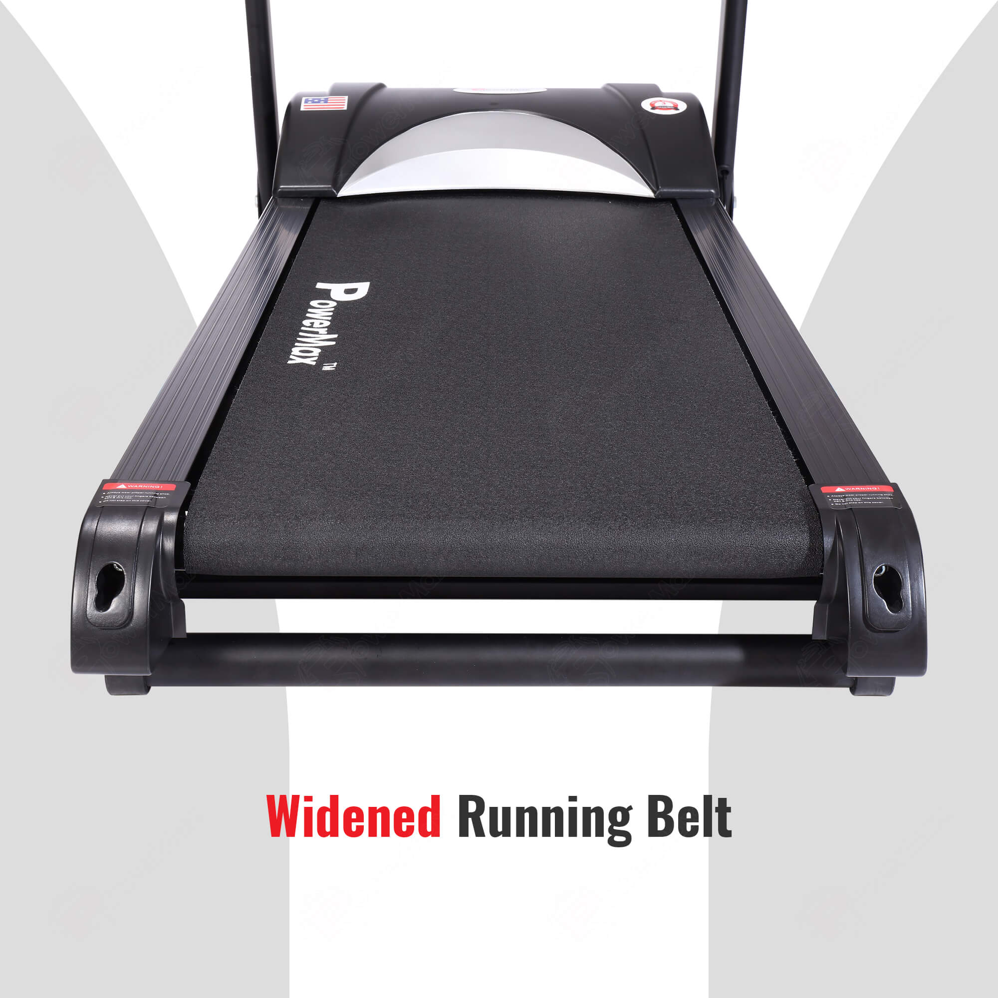 TDM-115S® Motorised Treadmill with Semi-Auto Lubrication