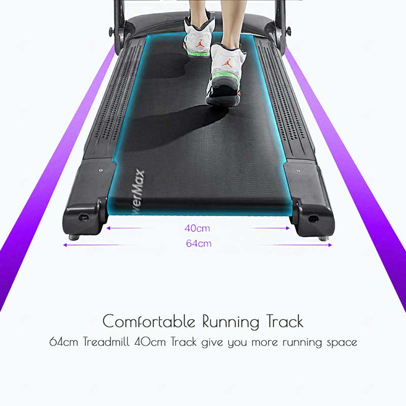UrbanTrek TD-M2 Plug & Run Motorised Treadmill