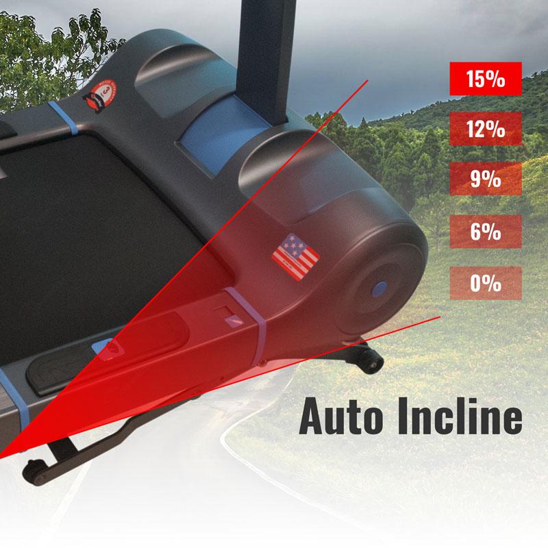 UrbanTrek™ TD-A4 Motorised 100% Pre-Installed