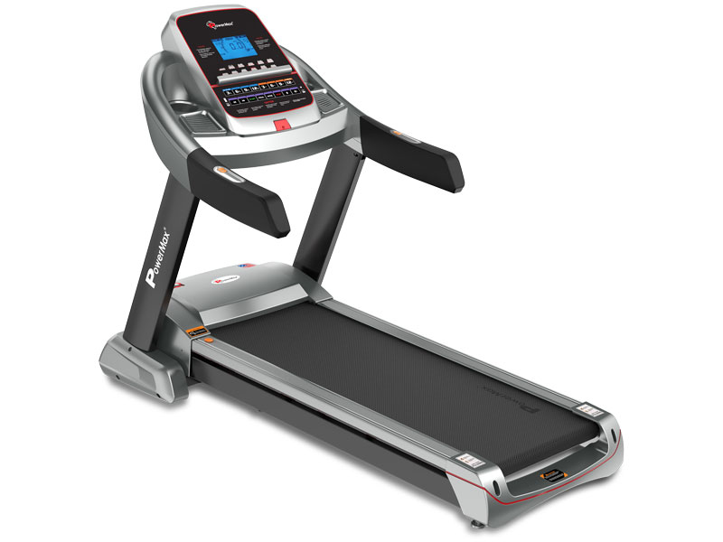 <b>TAC-510</b> <sup>®</sup> 4.5HP AC Commercial Motor Treadmill with 7.1in LCD Display