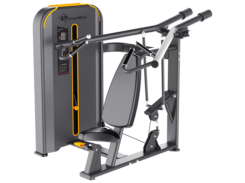 <b>O-003</b> Converging Shoulder Press