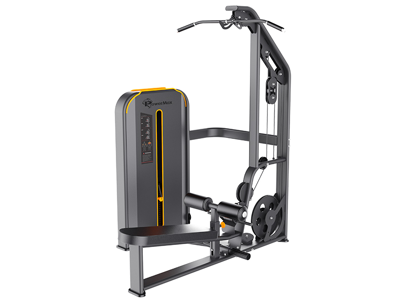 <b>O-012A</b> Lat Pull down & Seated Row