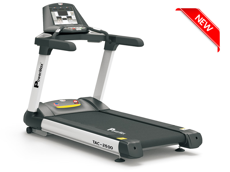 <b>TAC-2500</b><sup>®</sup> Commercial Motorized AC Treadmill