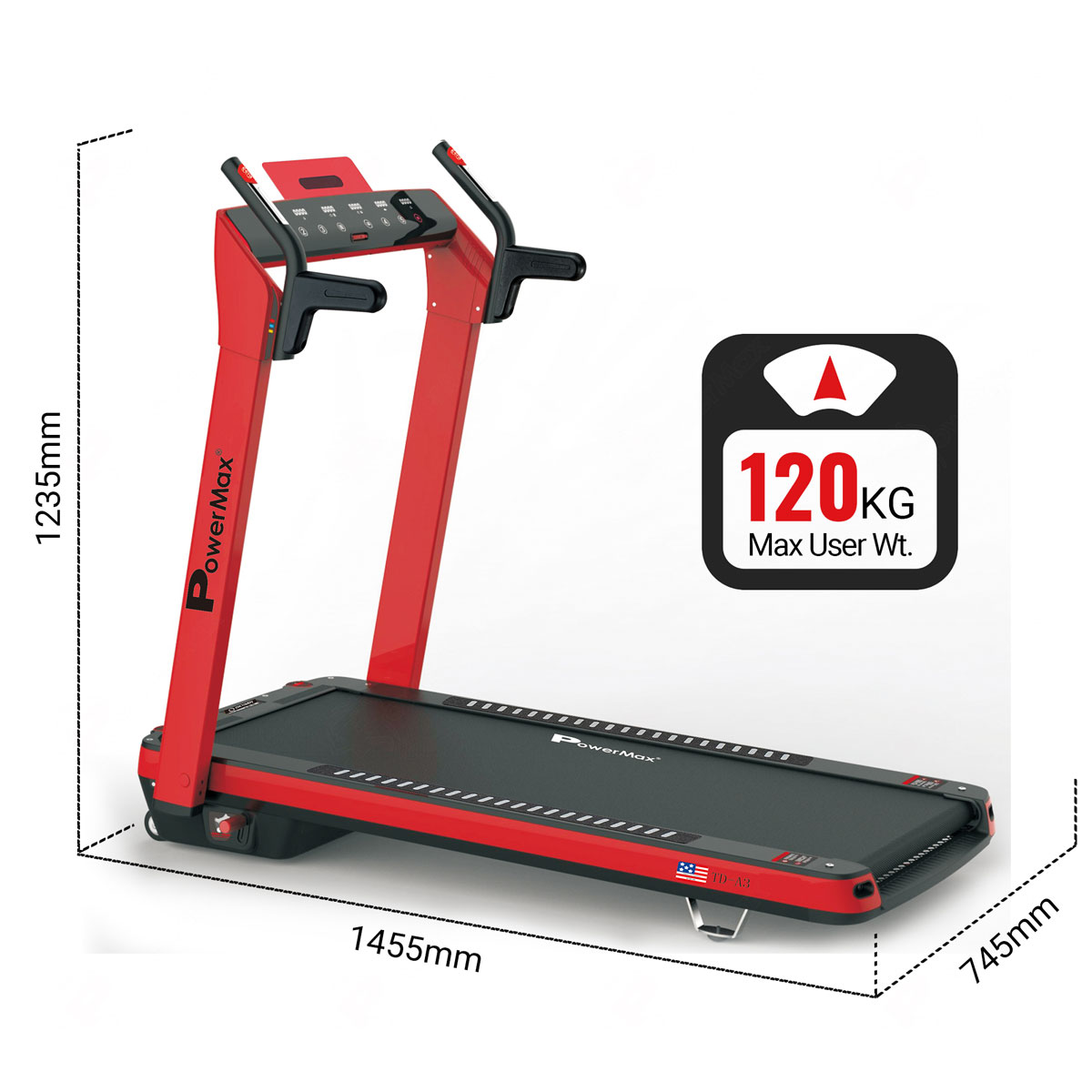 TD-A3 Premium Series Treadmill