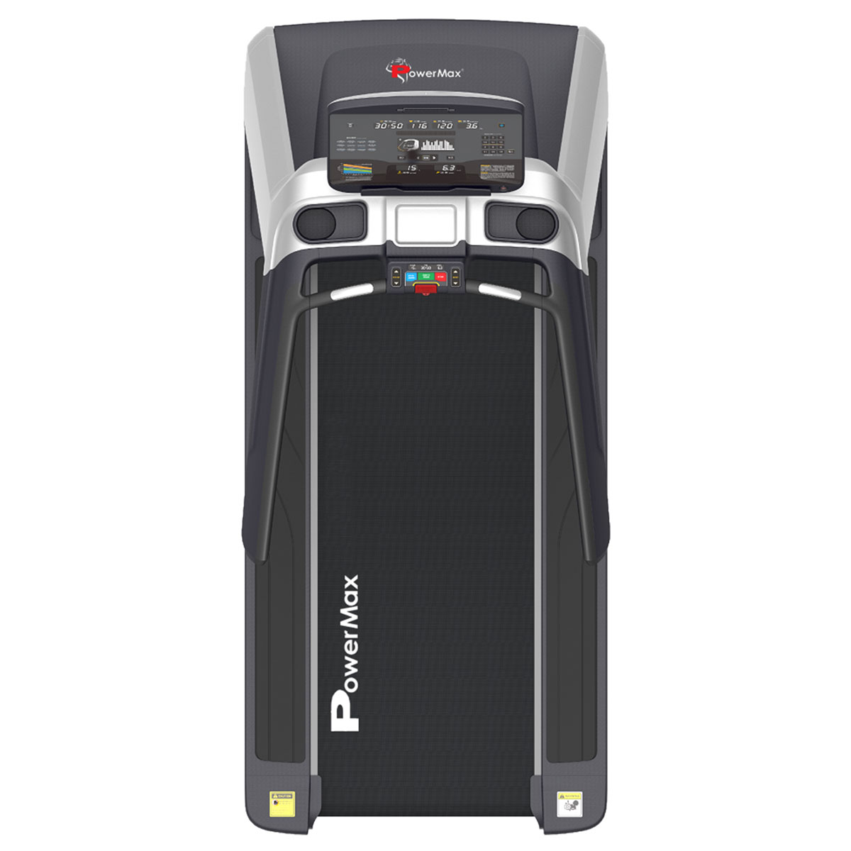 TAC-3800 Commercial Motorised AC Treadmill