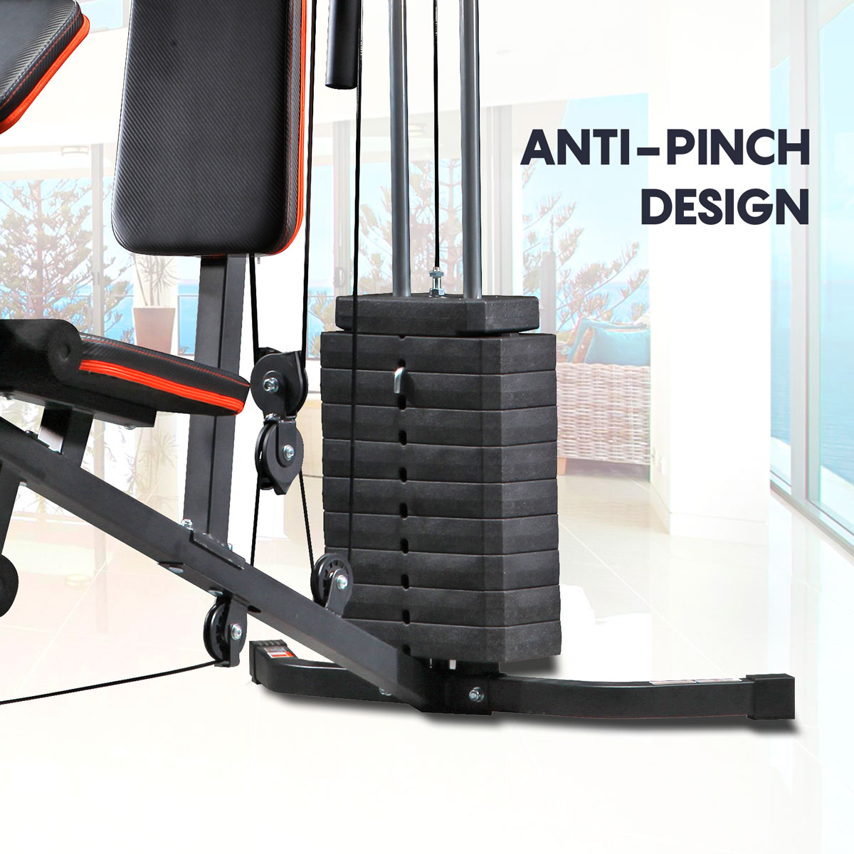 GH 130 Home Gym for Complete Workout