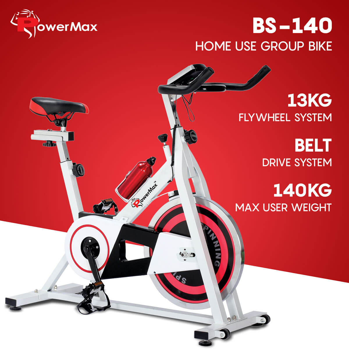 Home Use Group Bike at Low Price