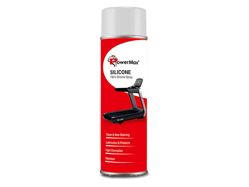 Silicone Oil Lubricant Spray for Treadmill, 500ml