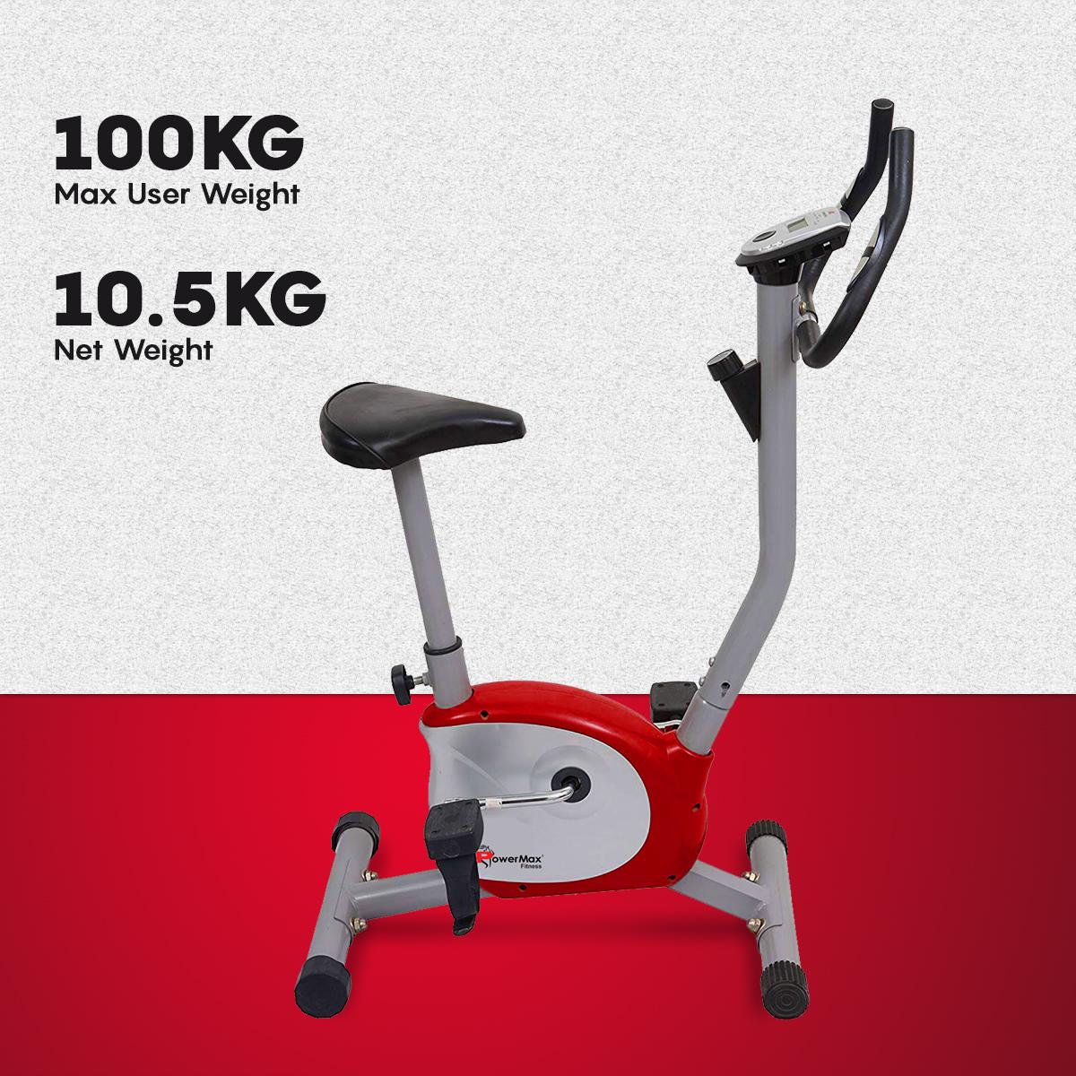Magnetic Upright Bike