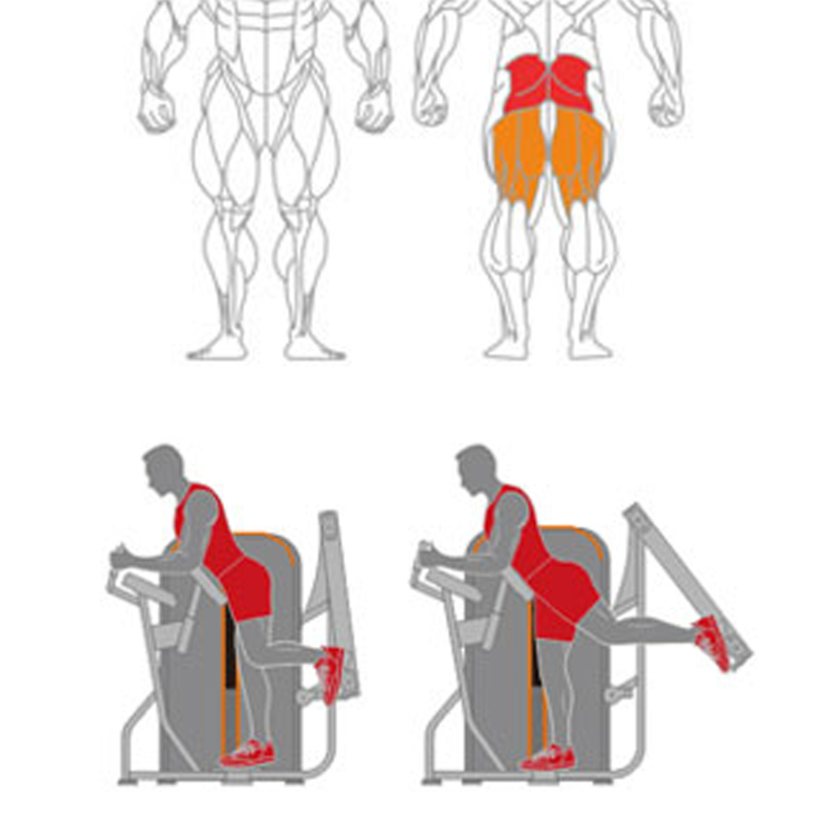 Standing Glute Extension