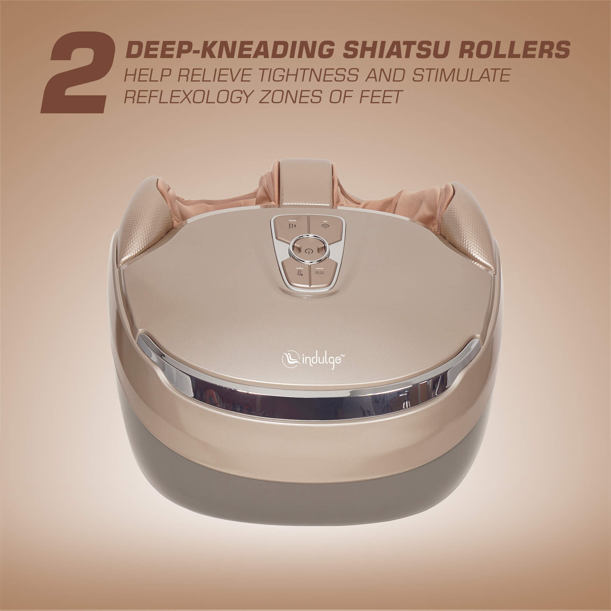 Indulge IF-839 Leg Massager