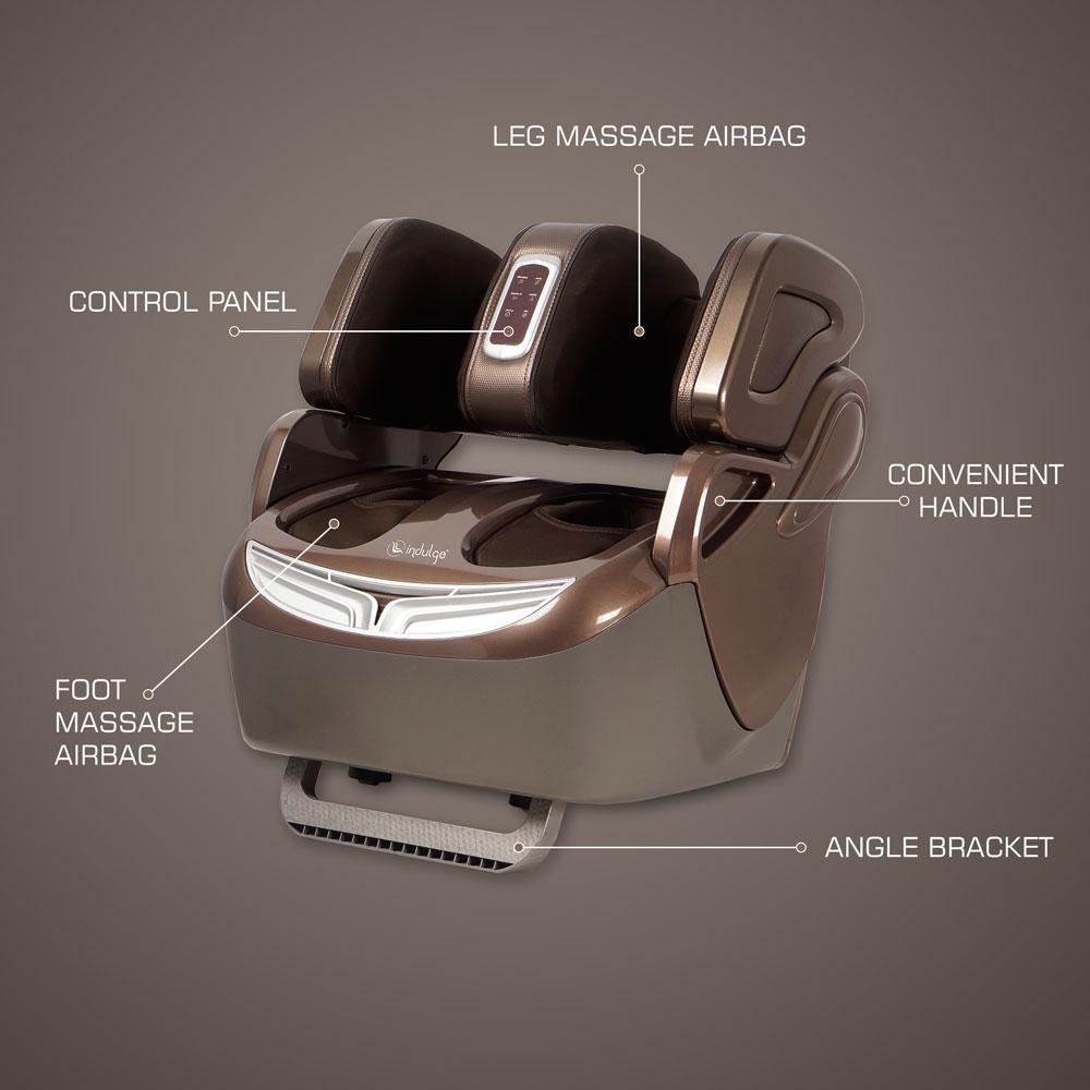 Indulge IF-868 Leg Massager