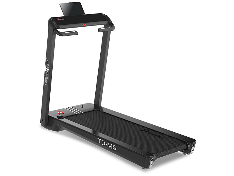 <b>UrbanTrek™ TD-M5</b> Installation Free Treadmill with AI Intelligent gasbag shock absorption
