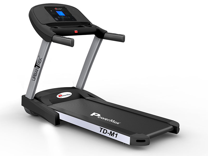 <b>UrbanTrek™ TD-M1</b> Motorized Treadmill with Android & iOS Application