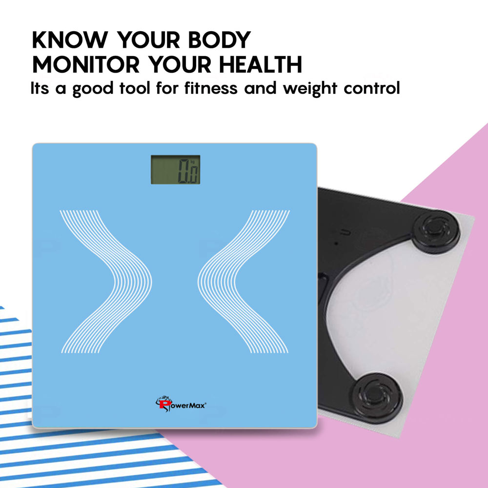 BSD-2 Digital Personal Bathroom Body Weight Scale