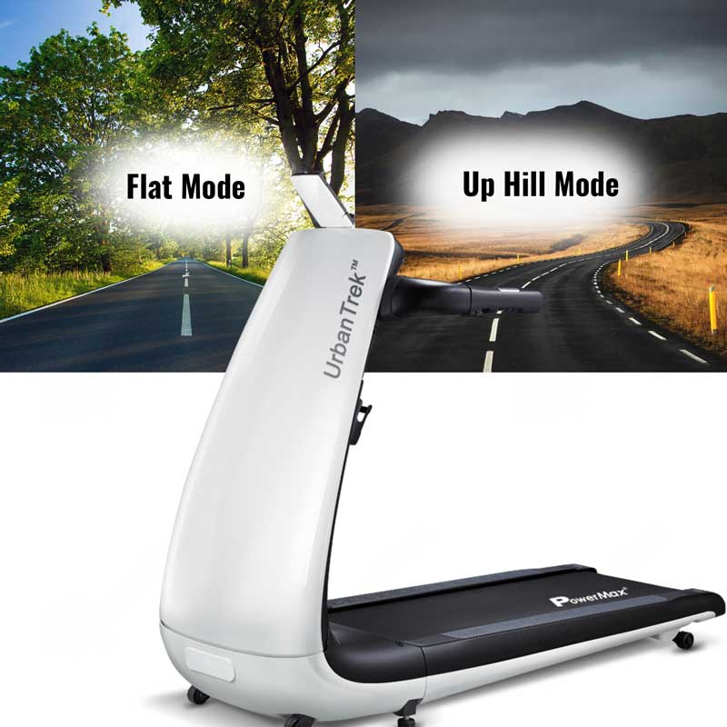 UrbanTrek™ TD-M6 100% Pre-Installed, Multi-Feature, 100% Flat Treadmill