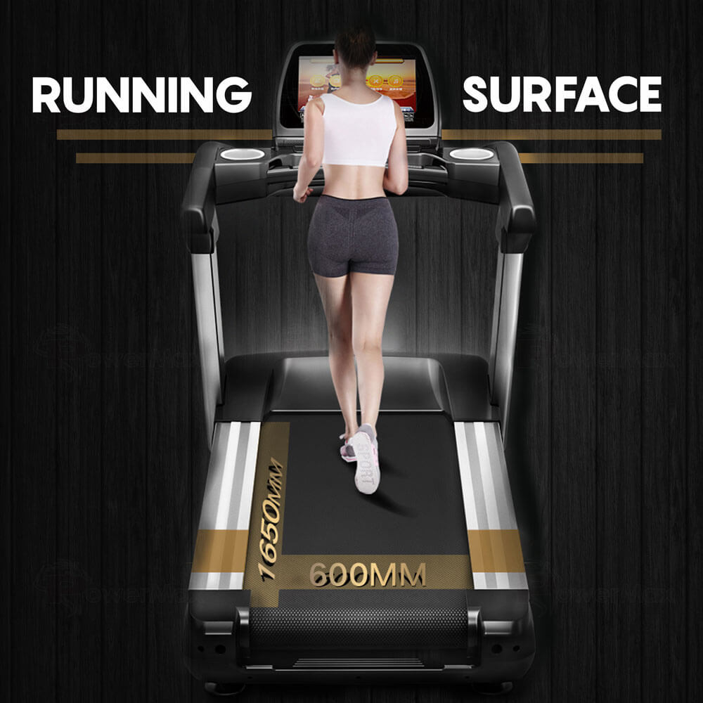 TAC-3500 Commercial Motorized AC Treadmill