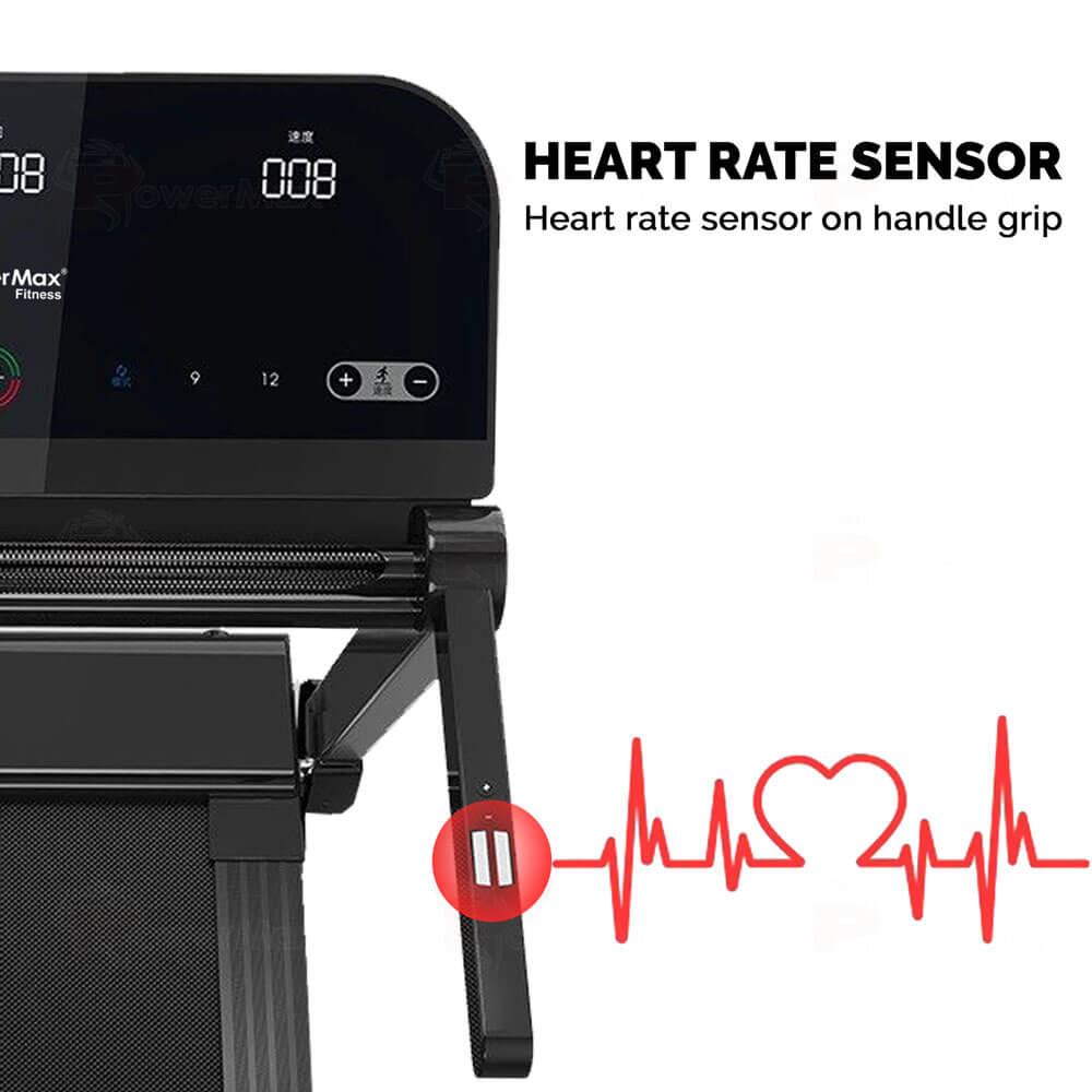 UrbanTrek™ TD-N1 Motorised Treadmill with App for Android & iOS And Bluetooth speakers