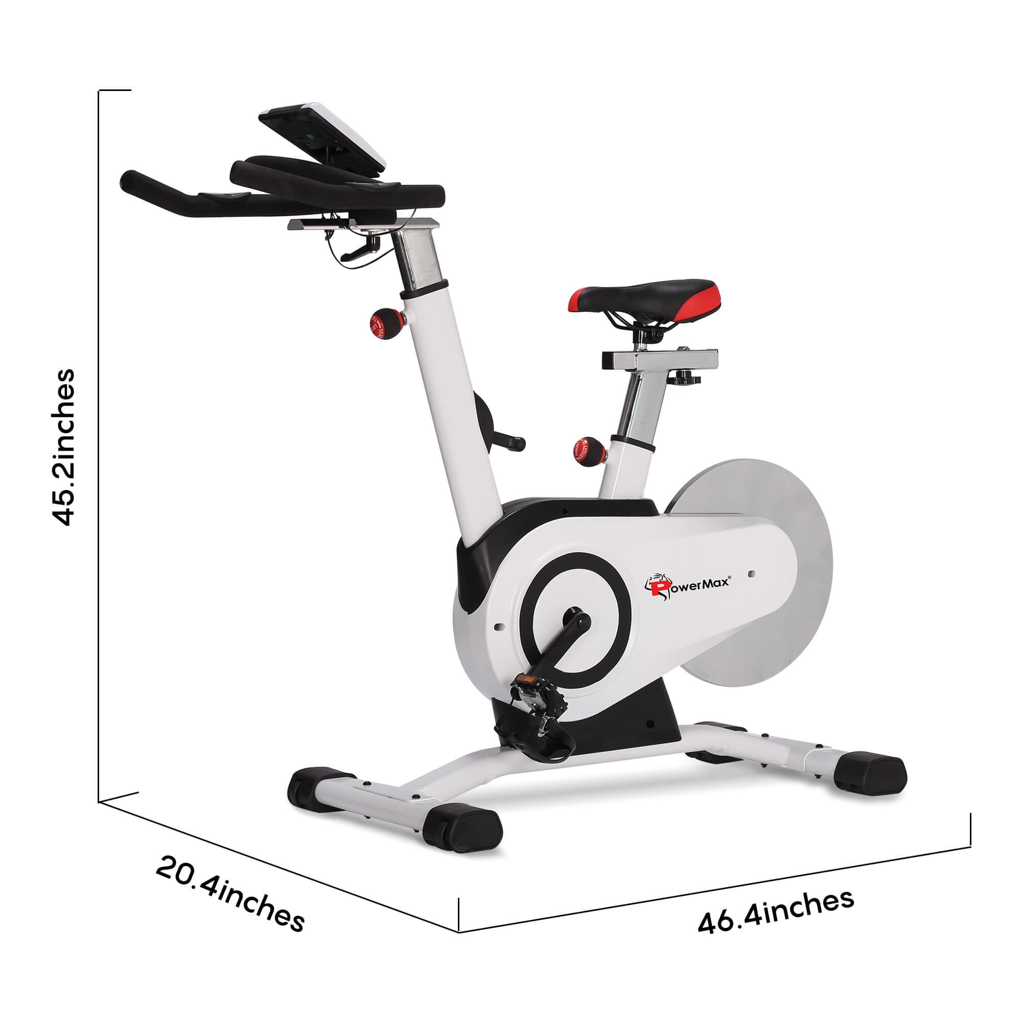 BS 160 Home Use Group Bike by Powermax Fitness