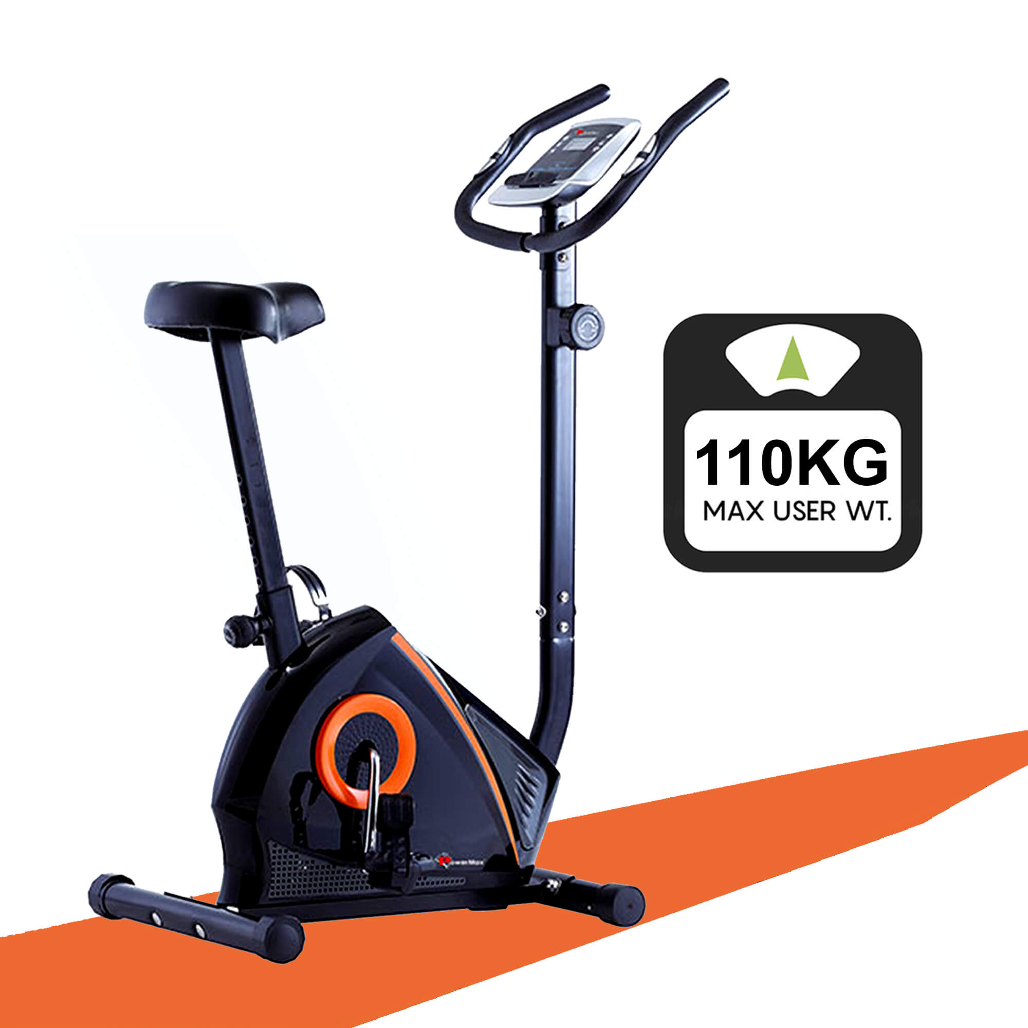 BU-500 Magnetic Upright Bike