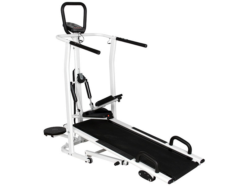 <b>MFT-410<sup>®</sup></b> 4 in 1 Multi-function Manual Treadmill