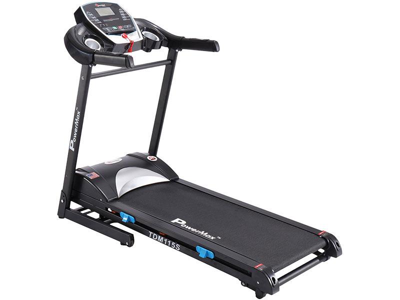 <b>TDM-115S<sup>®</sup></b> Motorised Treadmill with Semi-Auto Lubrication