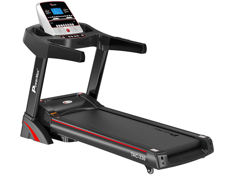 <b>TAC-330</b><sup>®</sup> Semi-Commercial AC Motorized Treadmill with Semi-Auto Lubricating