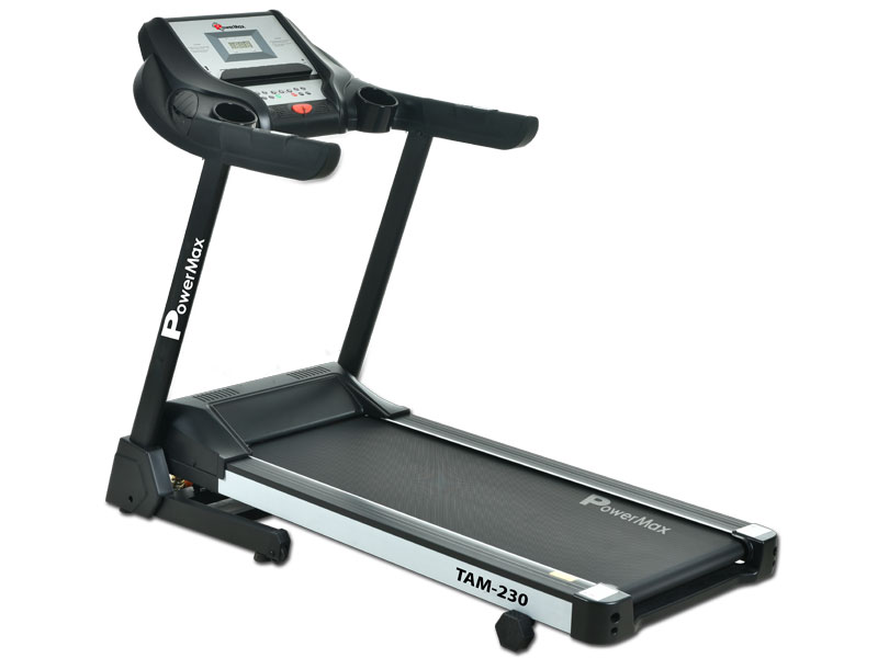 <b>TAM-230<sup>®</sup></b> AC Motorized Treadmill with MP3 & iPad Holder