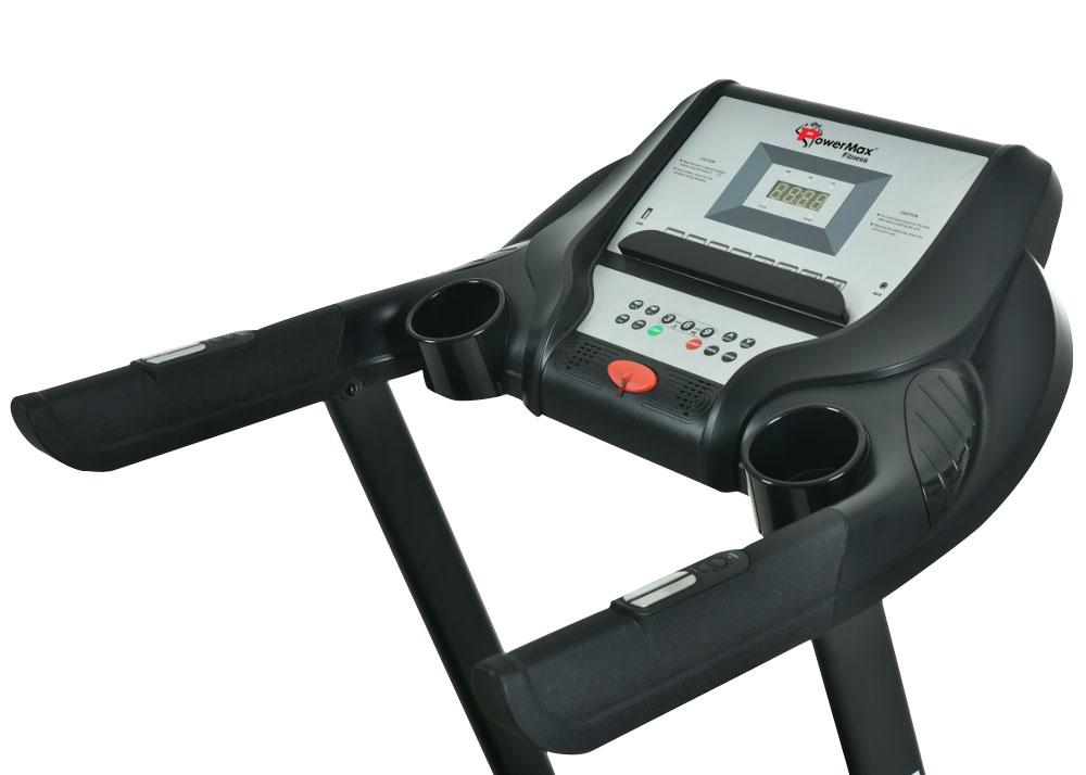 TAM-230 AC Motorized Treadmill with MP3 & iPad Holder