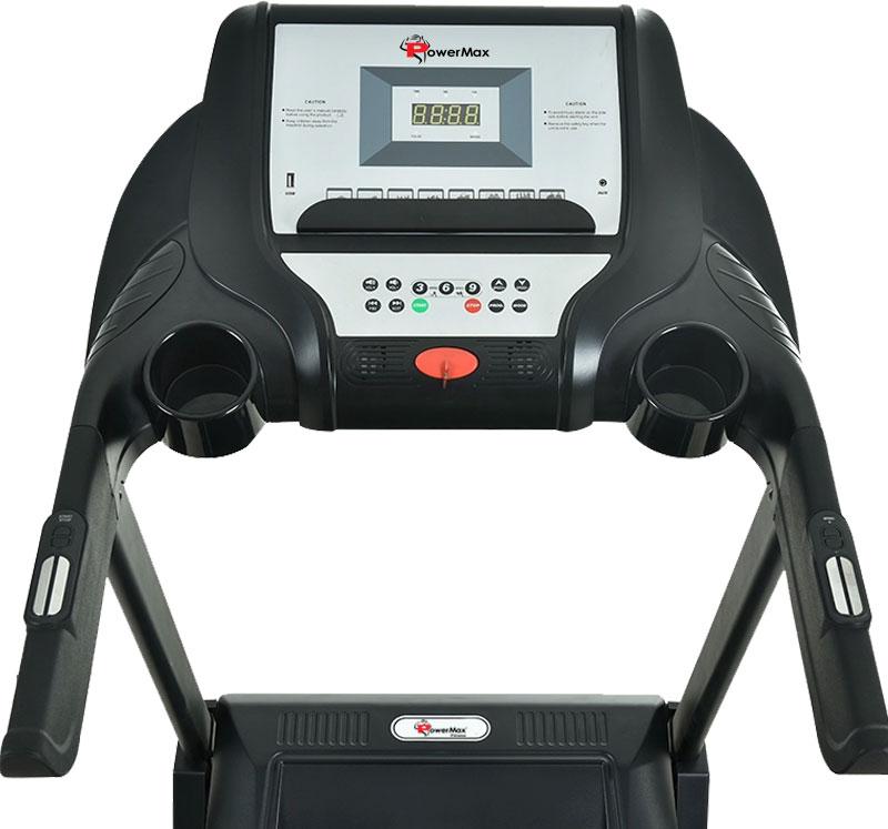 TAC-230 AC Motorized Treadmill with Auto Incline, MP3 & iPad Holder