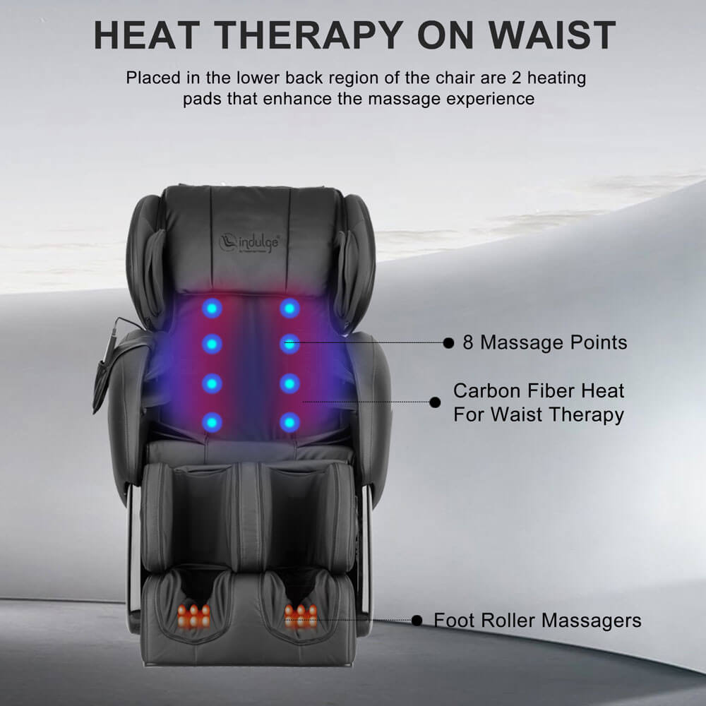 Latest Indulge PMC-2100 Massage Chair