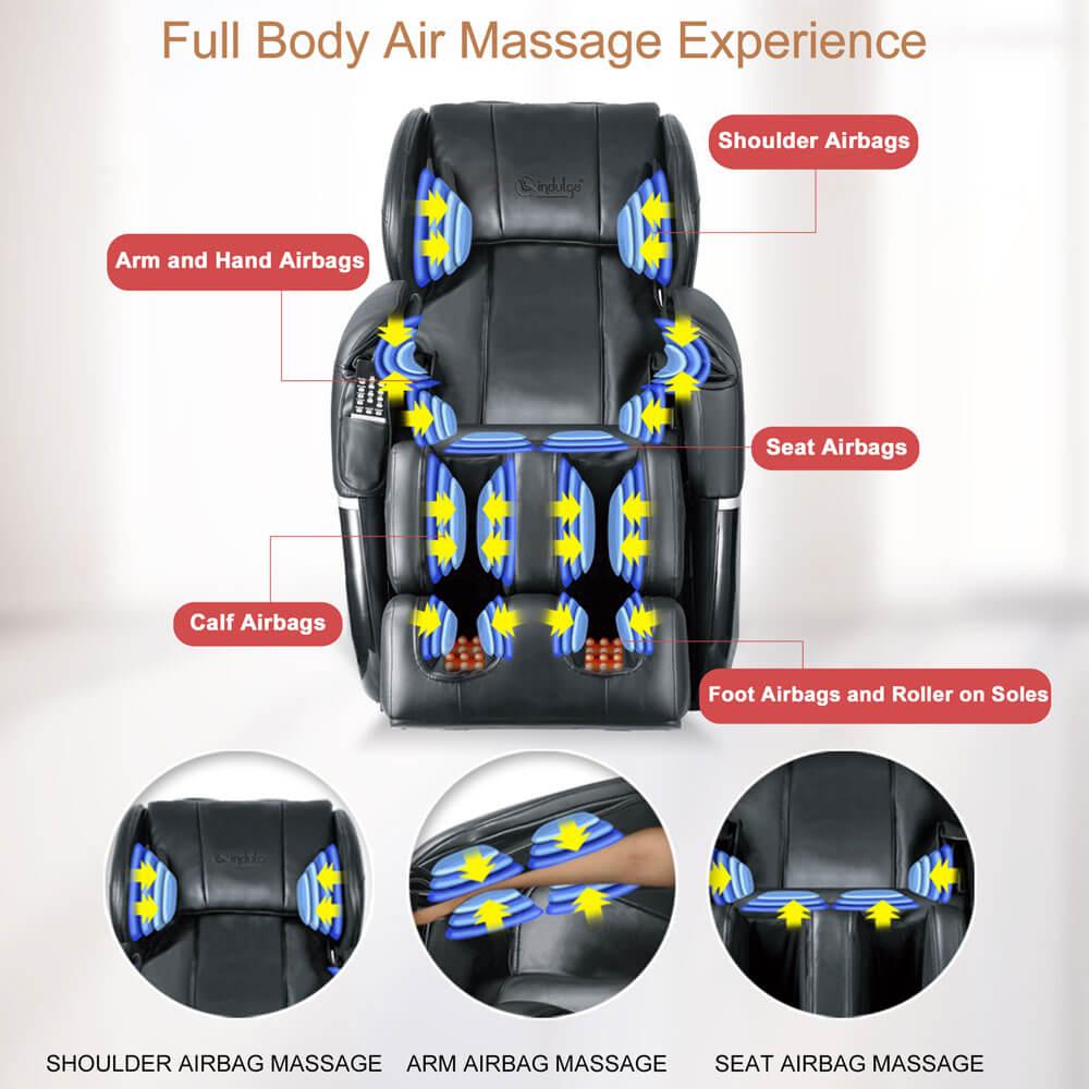 Indulge PMC-2101L Massage Chair