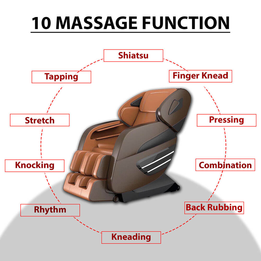 Indulge PMC-2500L Massage Chair