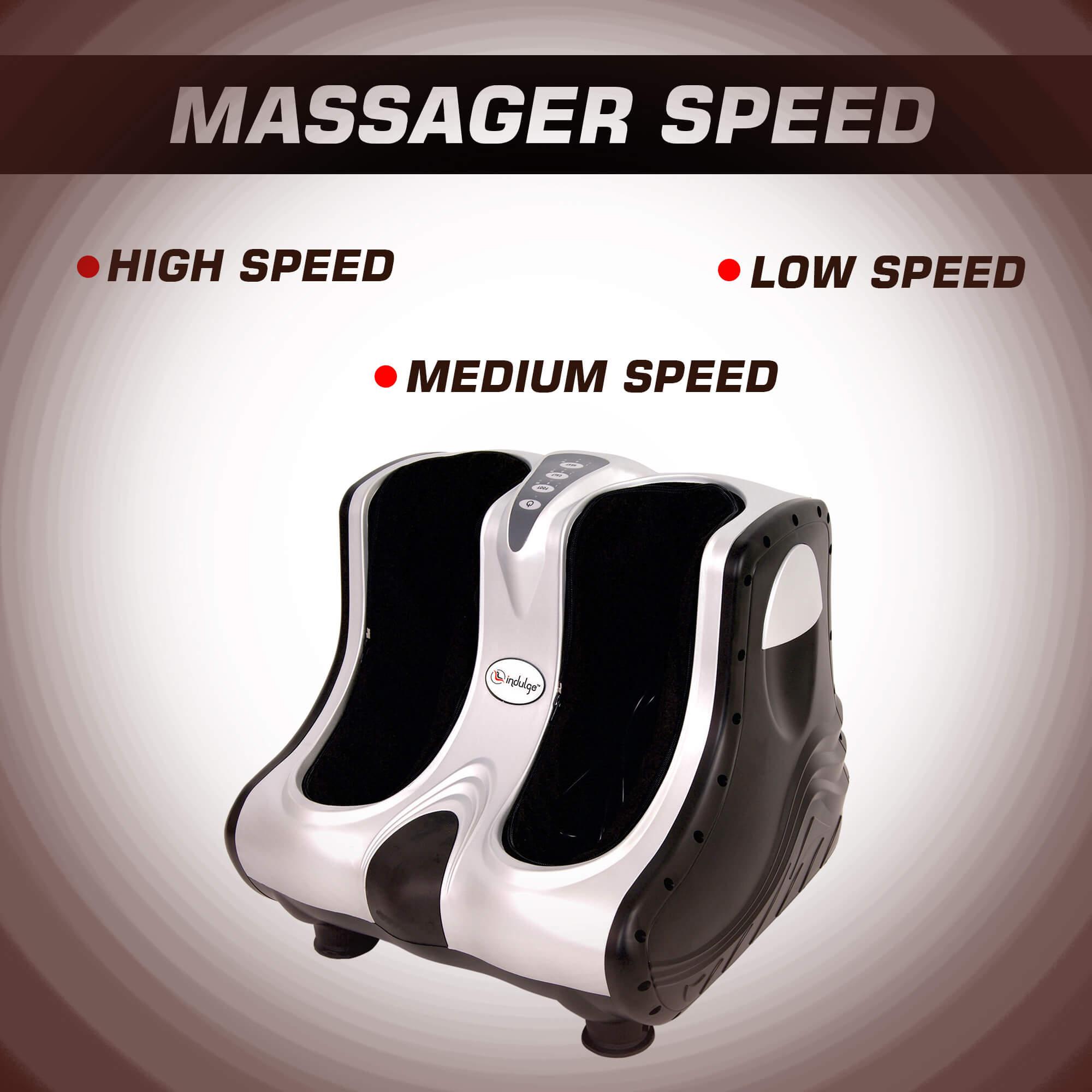 Indulge IF-8008 Leg Massager