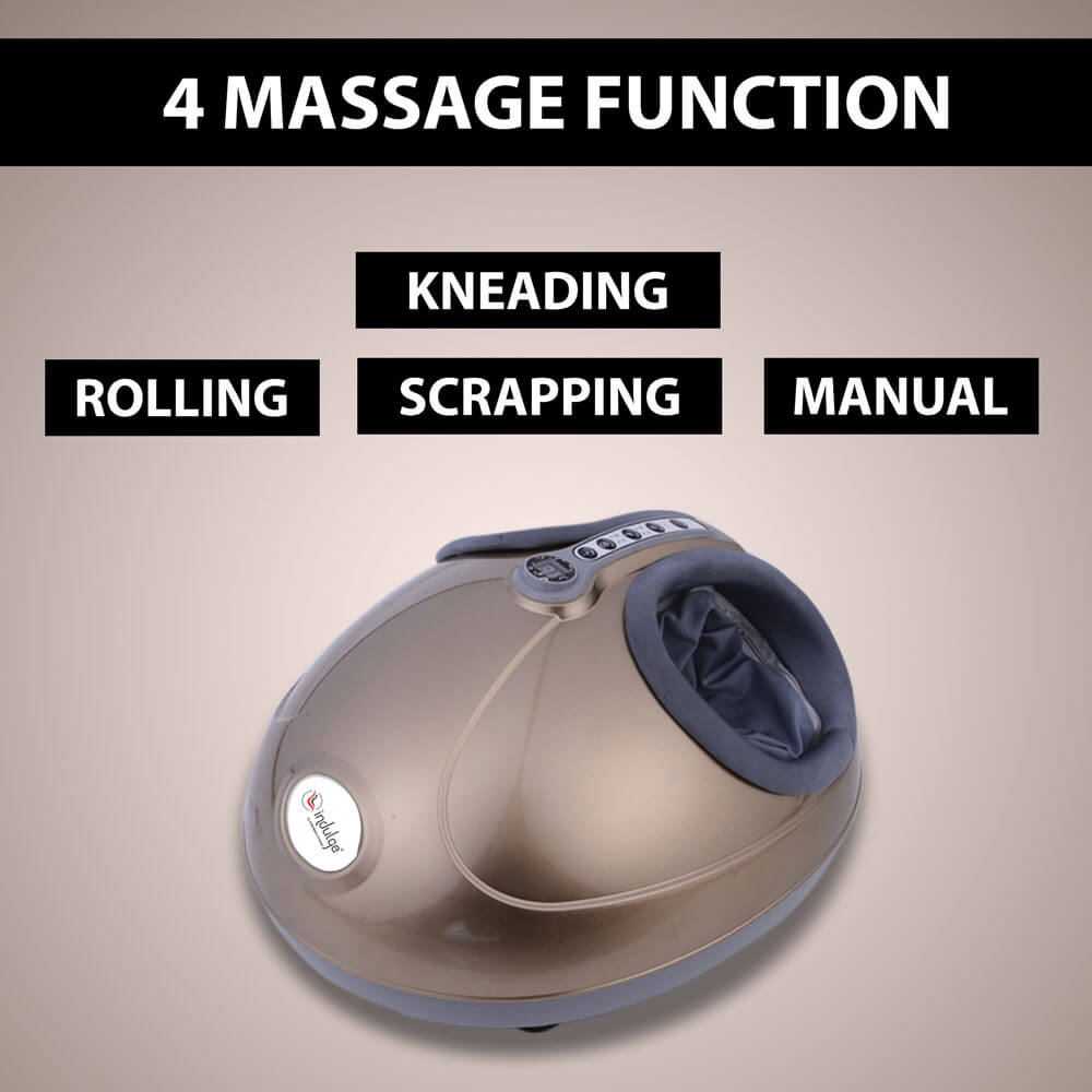 Indulge IF-8010 Leg Massager