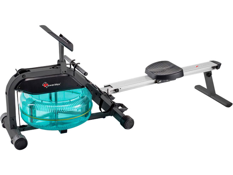 <b>RWC-1000</b> Water Rowing Machine with Digital Display for Commercial use