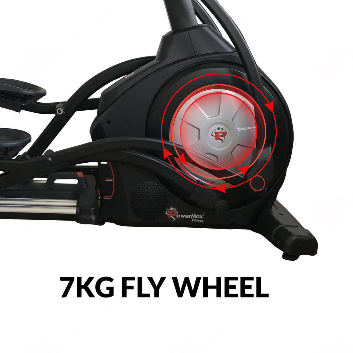EC-1600 Commercial Elliptical Trainer with Incline