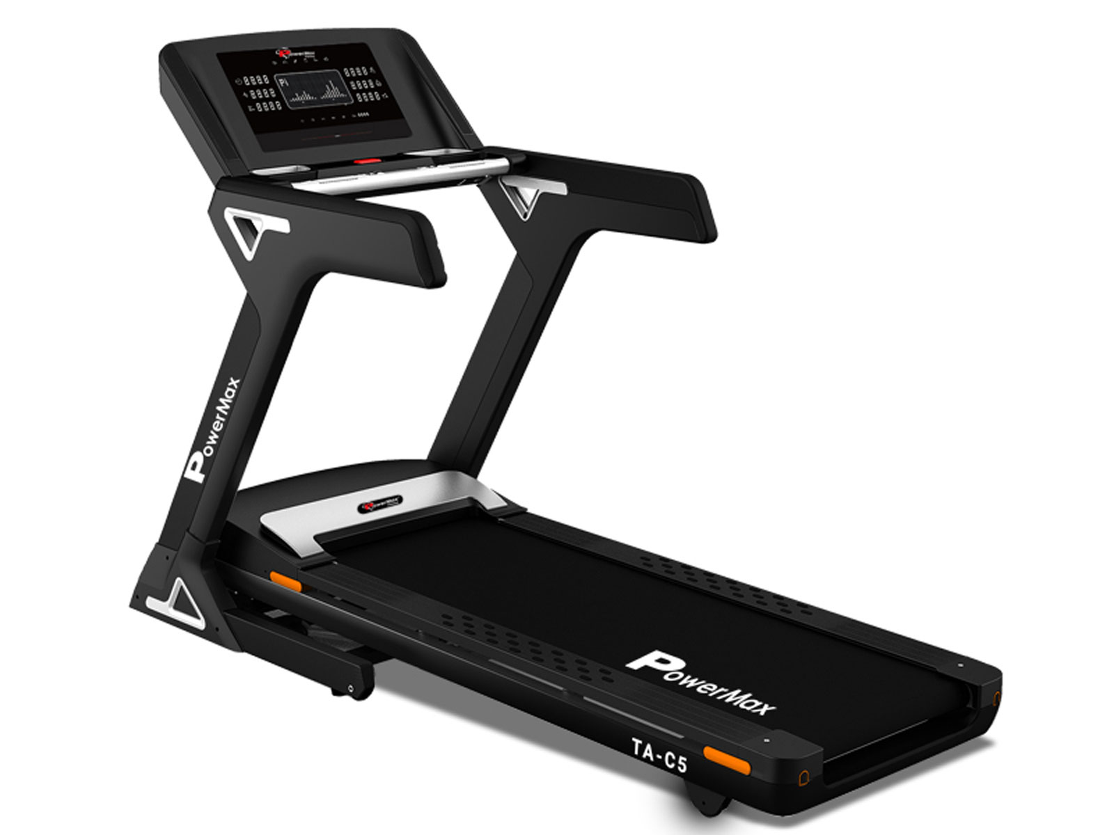 <b>TA-C5<sup>®</sup></b> Premium Commercial AC Motorized Treadmill