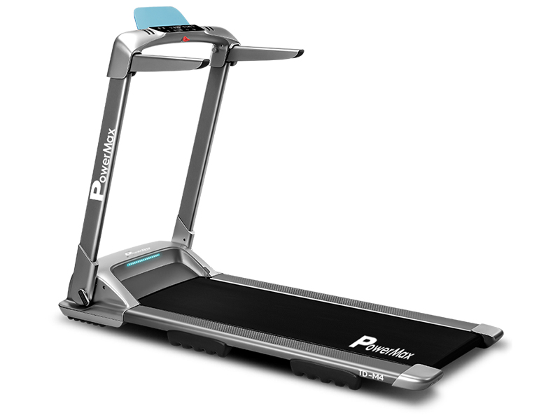 <b>UrbanTrek™ TD-M4</b> Motorized Ultra-Compact Foldable Treadmill with Smartphone App