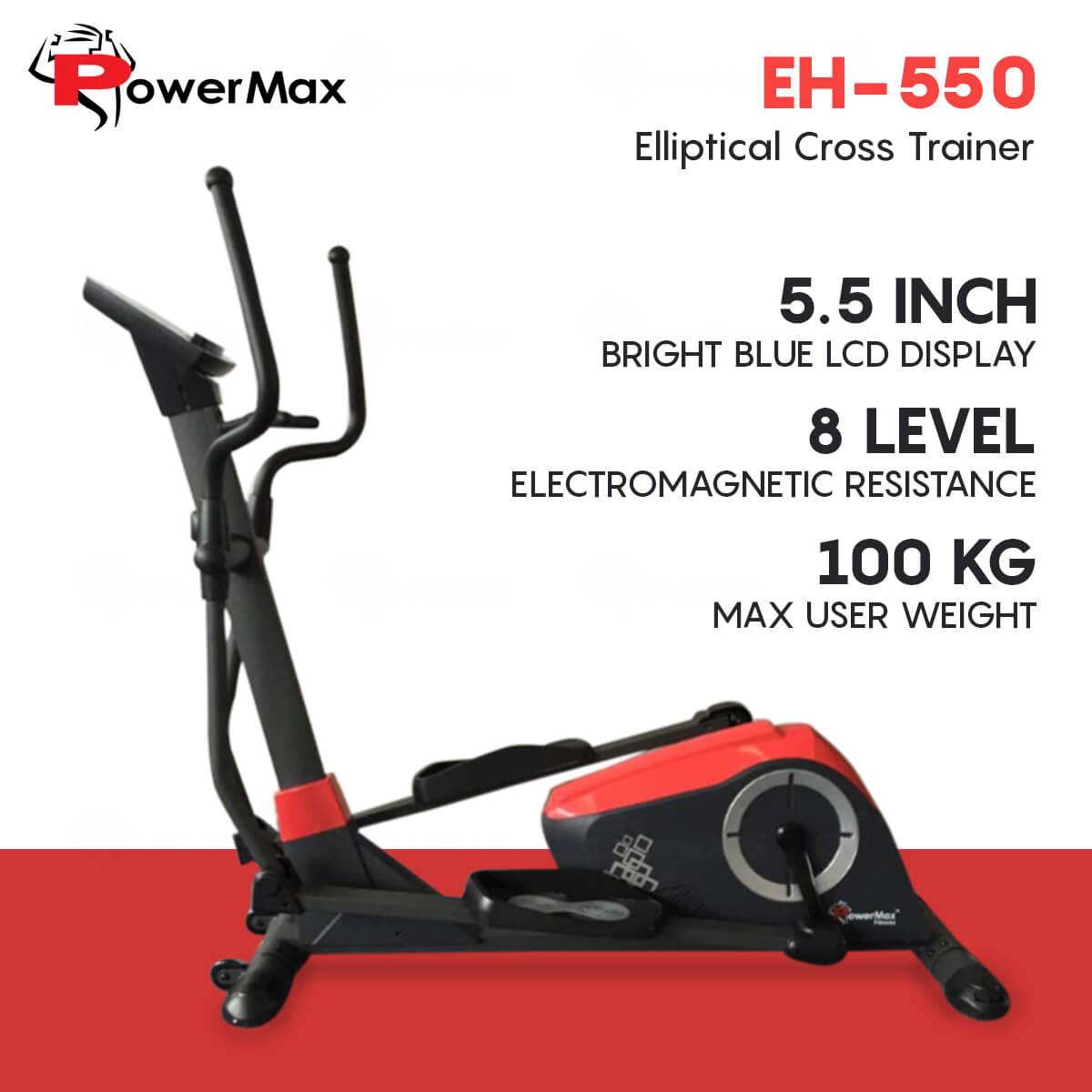 EH-550 Cross Trainer