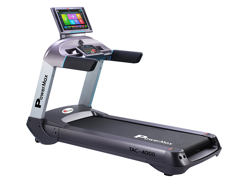 <b>TAC-4000<sup>®</sup></b> Commercial Motorized AC Treadmill