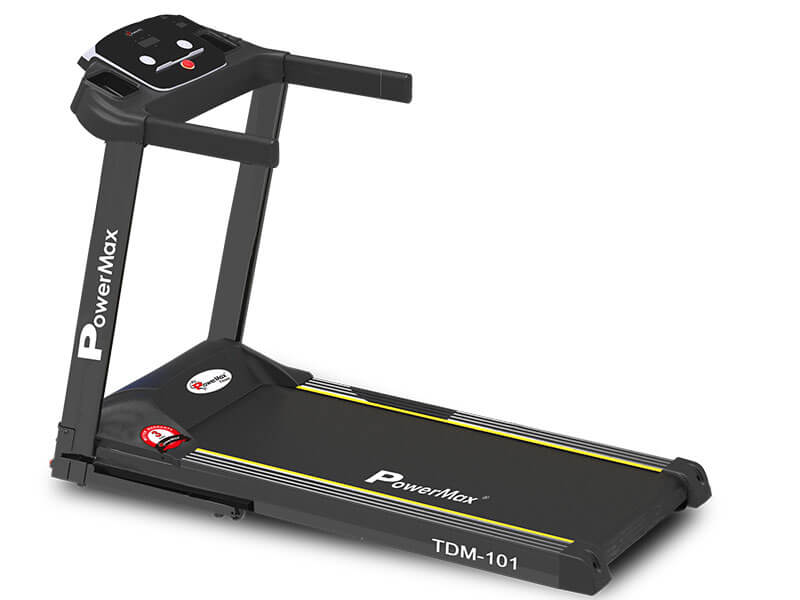 <b>TDM-101</b><sup>®</sup> Motorized Treadmill with MP3 & iPad holder