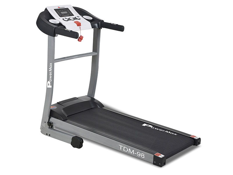 <b>TDM-98<sup>®</sup></b> Motorised Treadmill